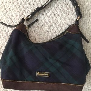 Dooney & Bourke Tartan Bag